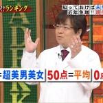 ほんまでっかTV&医療評論家:亀井先生 現代病2位は?